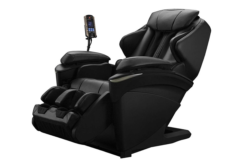 Panasonic Ma73 Real Pro Ultra Massage Chair Sharper Image In 2020 Massage Chair Heated Massage Massage