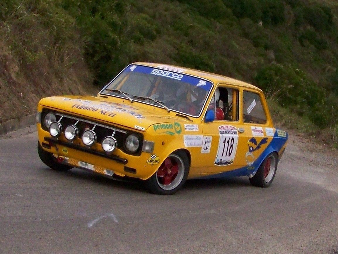 Fiat 128 Rally With Images Fiat 128 Fiat Rally