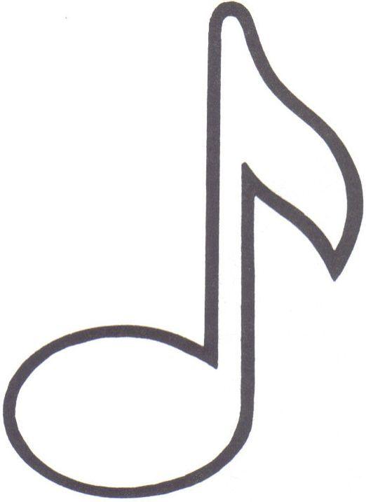 Cifras Desenhos ~ notas musicais de feltro molde Pesquisa Google Notas Músicais Pinterest Notas, Musicais