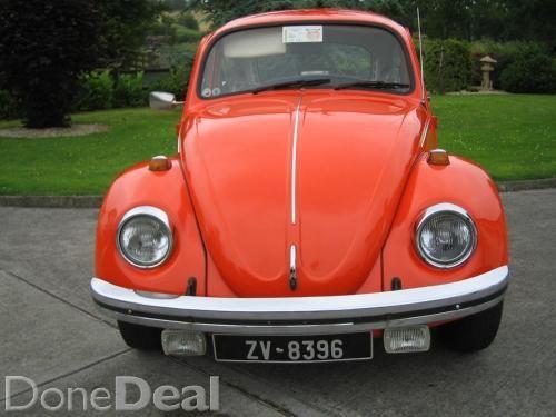 b371b56d94 vw beetle For Sale in Monaghan   €4