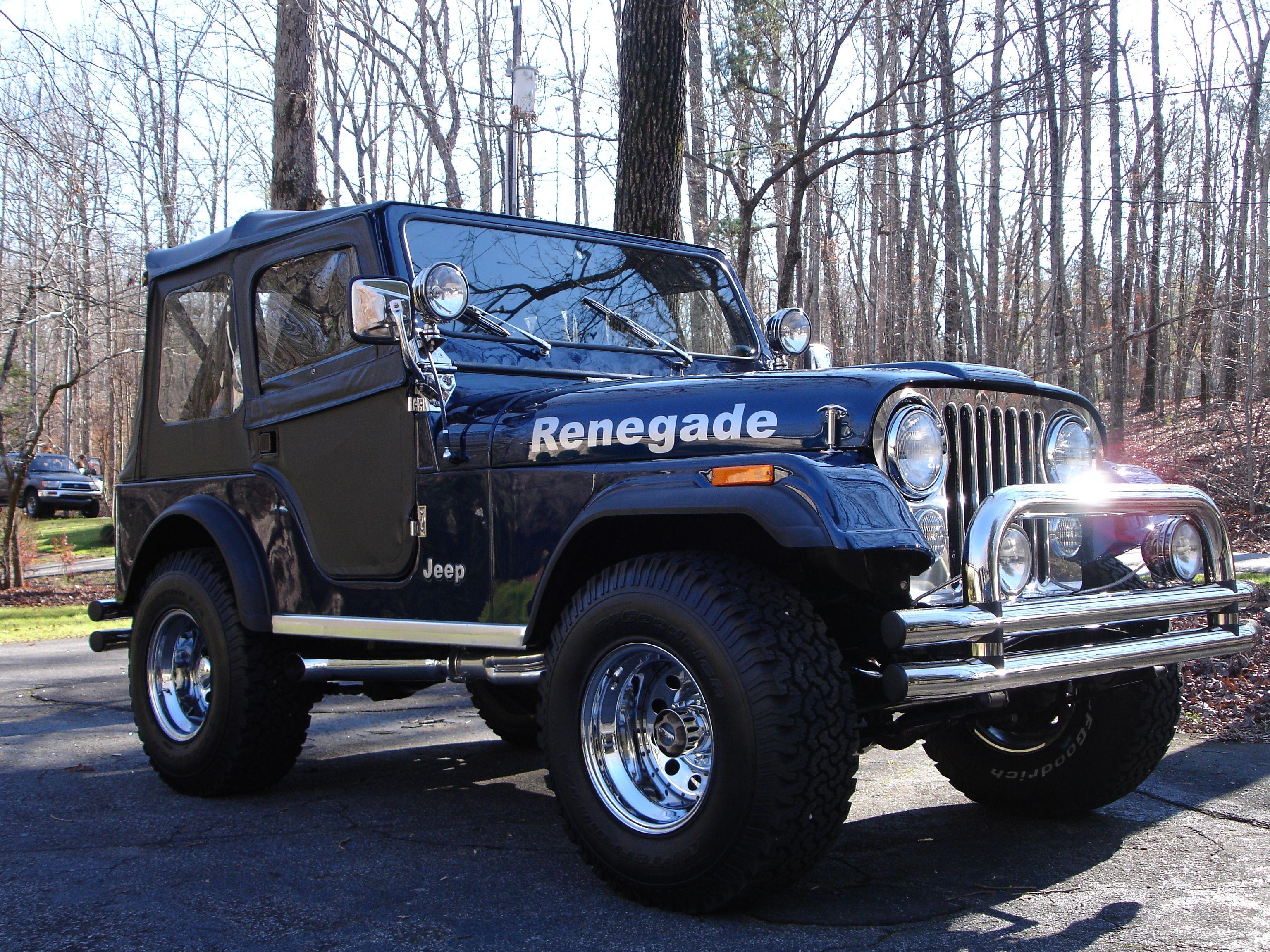 1981 jeep cj5 304 4sp jeep cj7 jeep renegade jeeps offroad 4x4 [ 3072 x 2304 Pixel ]