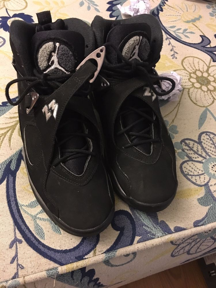 brand new 979cb 60845 air jordan 8 chrome #fashion #clothing #shoes #accessories ...