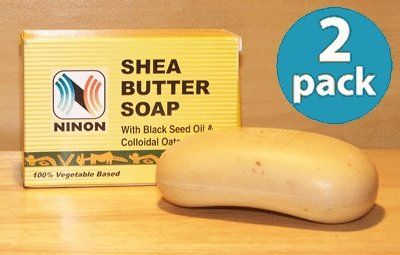 Shea Butter Soap By Ninon With Black Seed Oil Collodal
