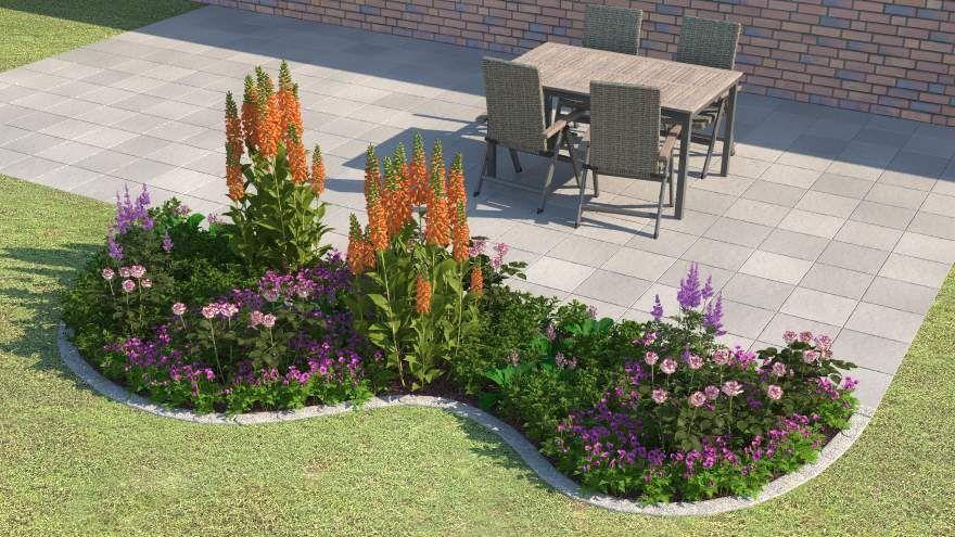 Gestalten Sie Ihr Beet Mit Professioneller Unterstutzung My Blog Pflanzen Garten Bepflanzen Blumenbeet Gestalten