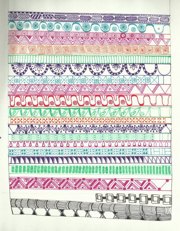 3 Patterns and Borders
