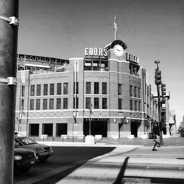 """""""Coors Field Colorado"""""""