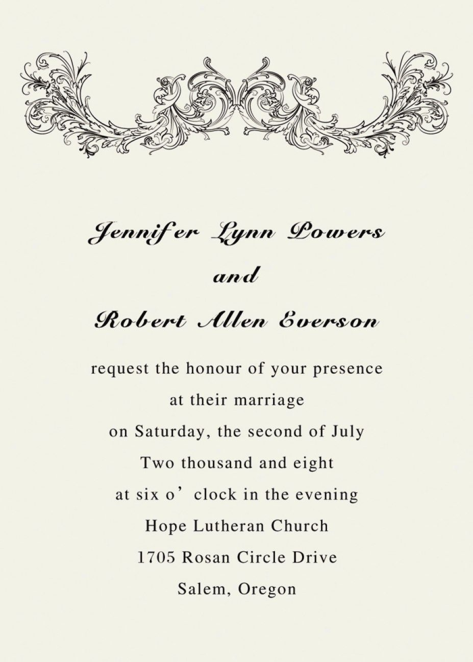 28 Art Gallery Simple Wedding Invitation Wording Memorable For Lovers That Happen To Be Wedding