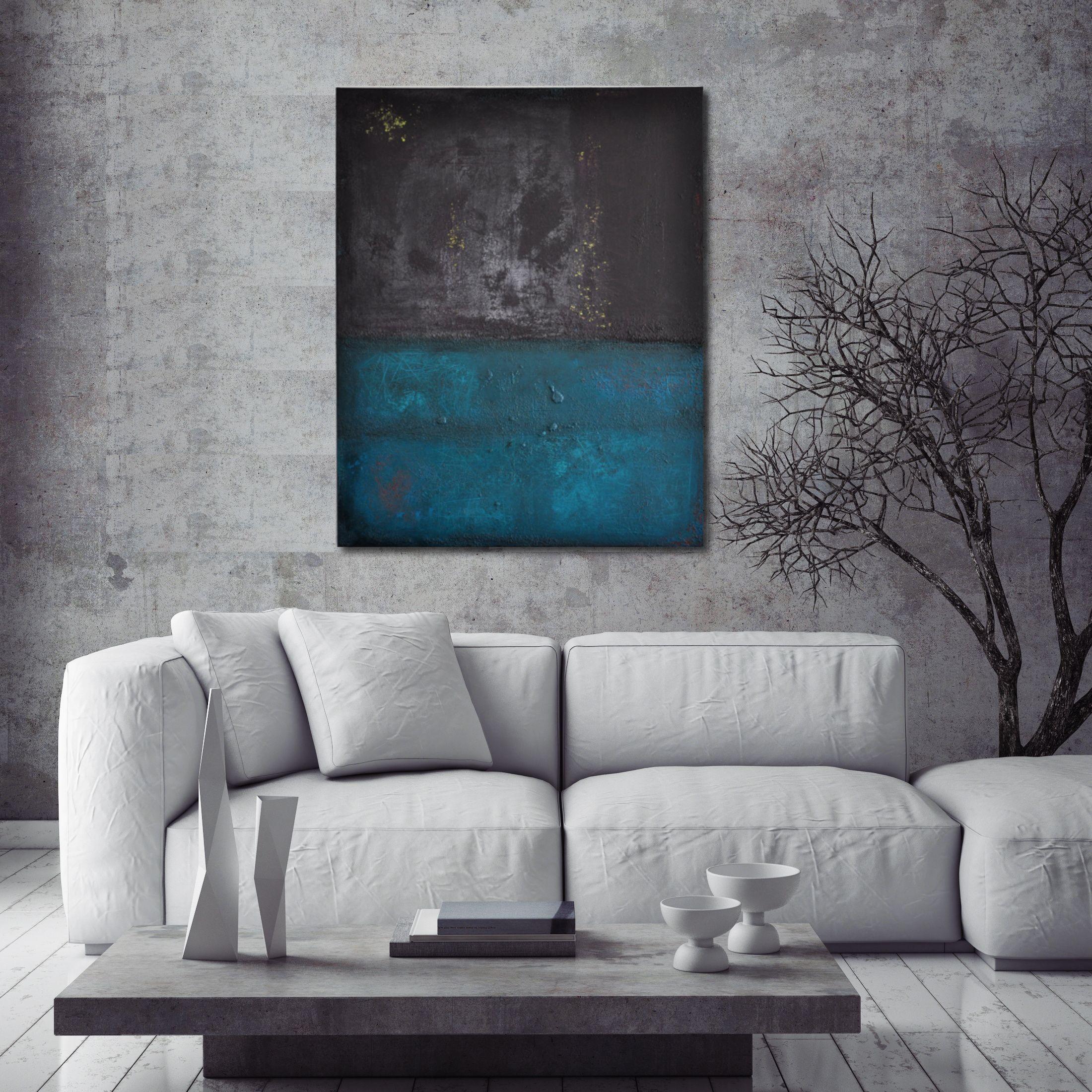 Perfekt Attraktiv Abstrakte Kunst, Abstrakte Malerei, Abstract Painting,  Acrylmalerei, 100 X 70