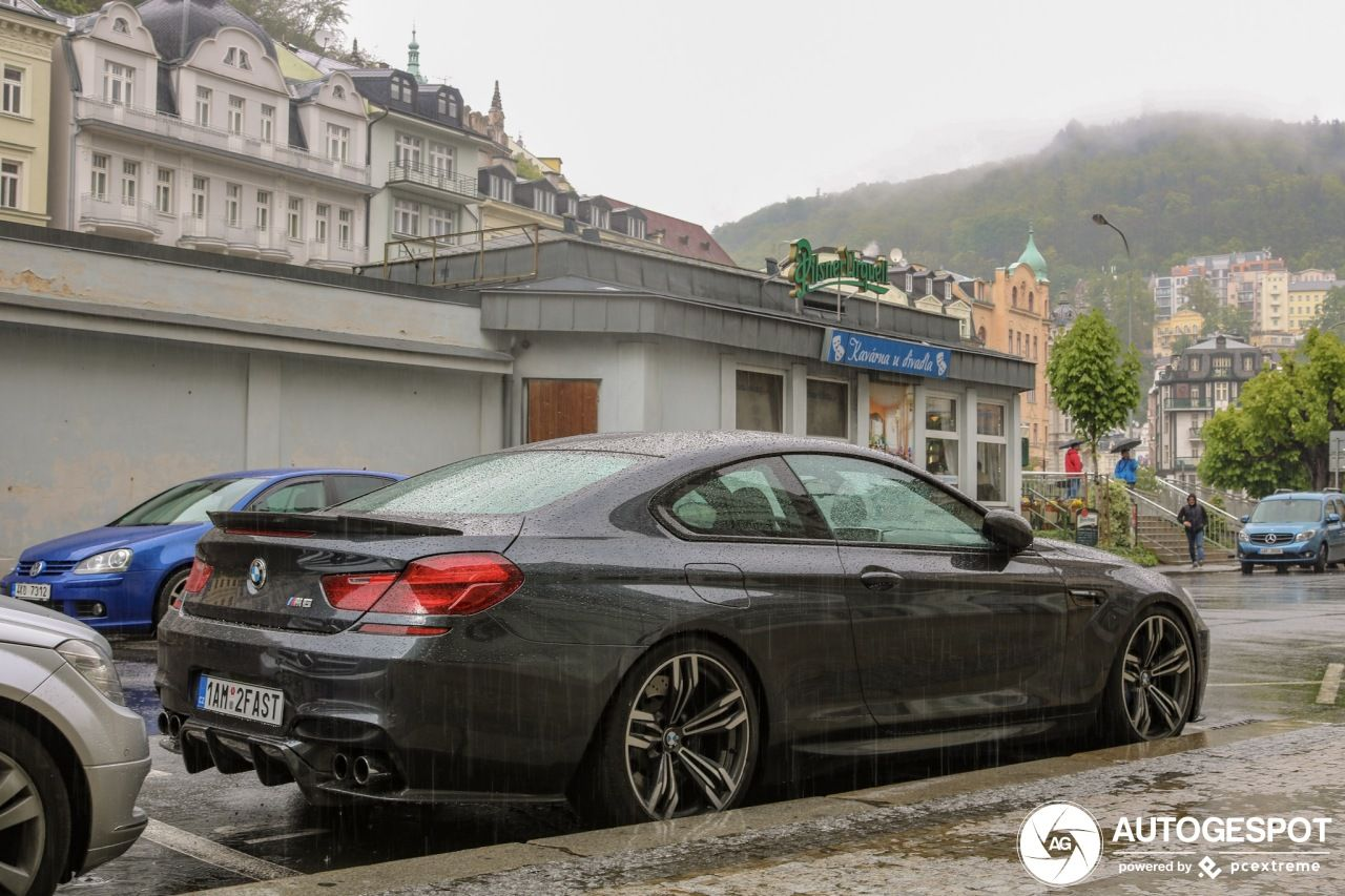 Bmw M6 F13 Vorsteiner 11 May 2019 Autogespot With Images