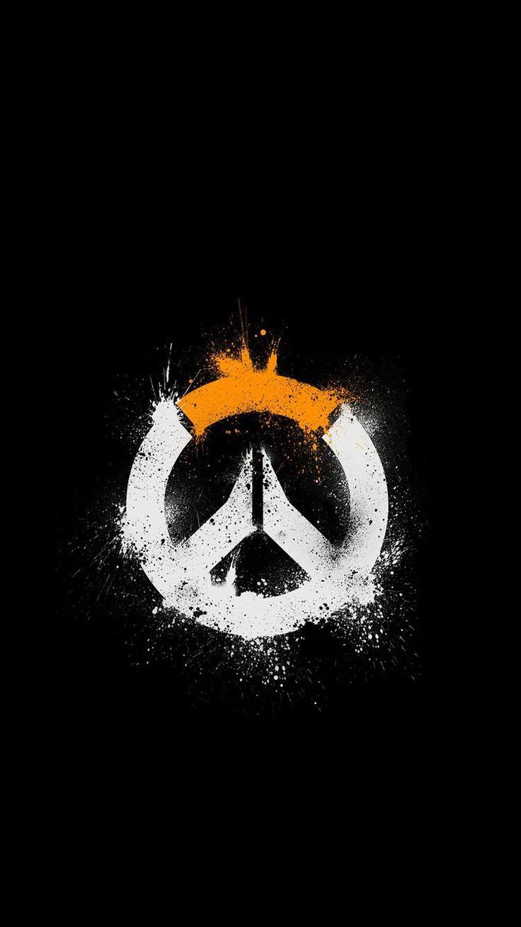 Abstract Cell Phone Wallpapers Hd Mobile Wallpapers Overwatch Phone Wallpaper Mobile Wallpaper Android Overwatch Mobile Wallpaper