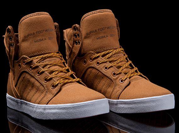 Supra shoes, Supra skytop
