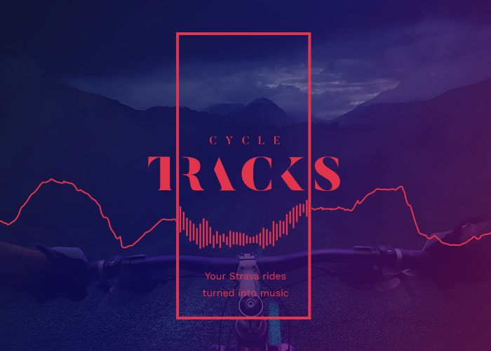 Cycle Tracks by Amplifon is an innovative web experience which takes your Strava cycle ride data and transforms it into your very own bespoke music track...