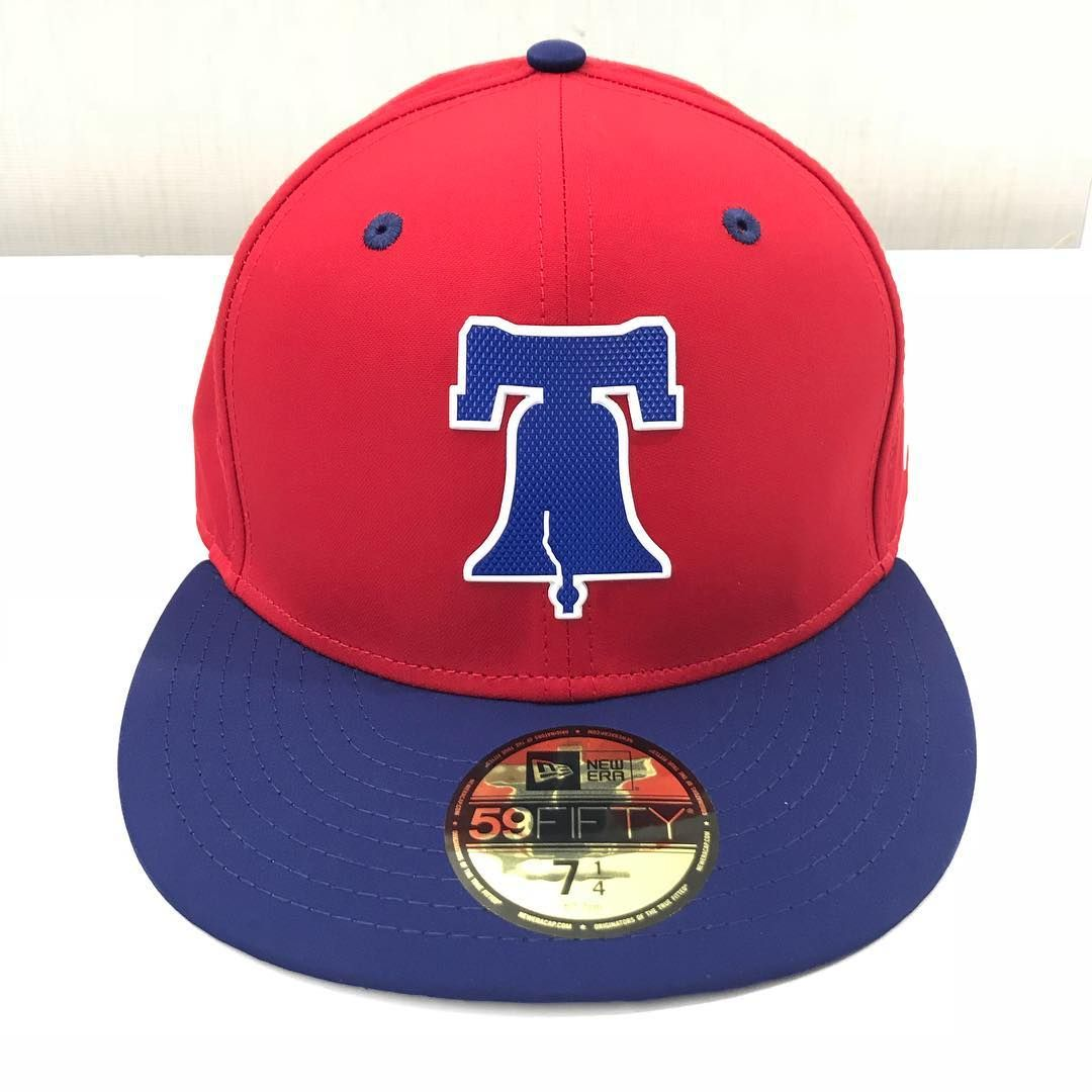 Philadelphia Phillies 2018 Spring Training Batting Practice On-Field  Authentic 59Fifty.  newera  neweracap  newerafitted  newera59fifty  59fifty   newerahat ... e625875d205