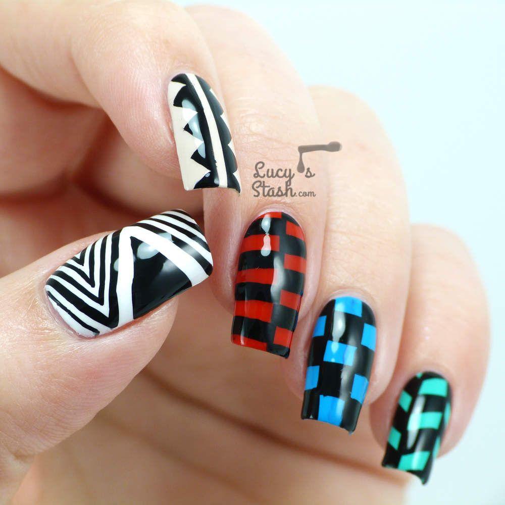Review Models Own Artistix Nail Art Pen Skittle Nail Art Nails