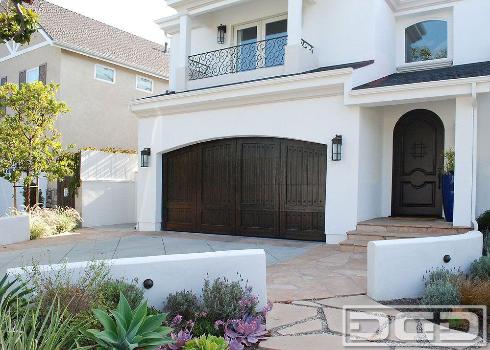 Spanish Design Mediterranean Garage Doors Garden Gates Entry Doors Dynamic Garage Door Projects Garage Door Design Garage Doors Garage Door Makeover