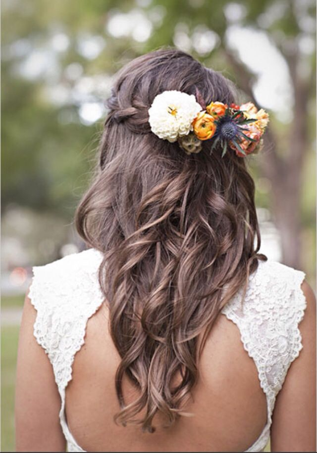 Possible wedding hairstyle