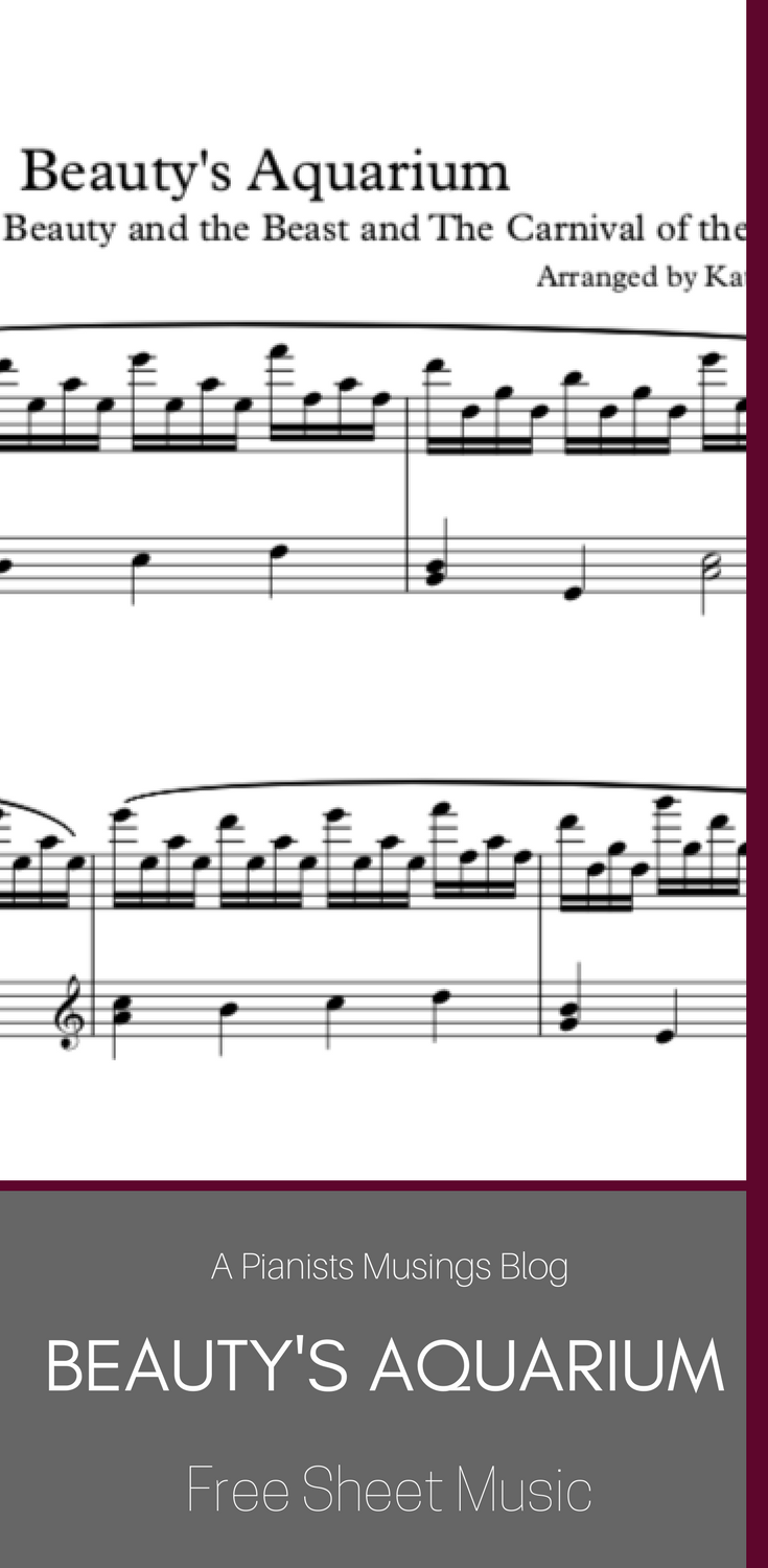 Free Sheet Music | A Pianist's Musings | Free sheet music