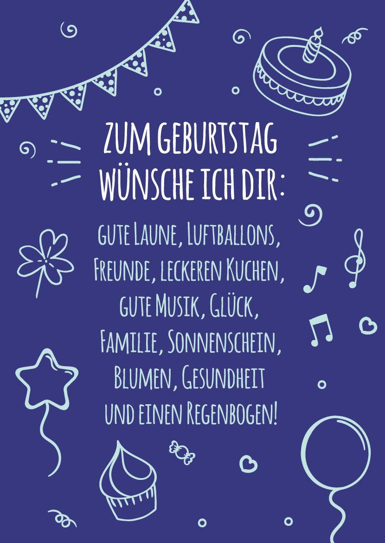 Geburtstagsspruche 10 Kostenlose Geburtstagskarten Otto In 2020 Geburtstag Wunsche Spruche Fur Geburtstag Gluckwunschkarte Geburtstag
