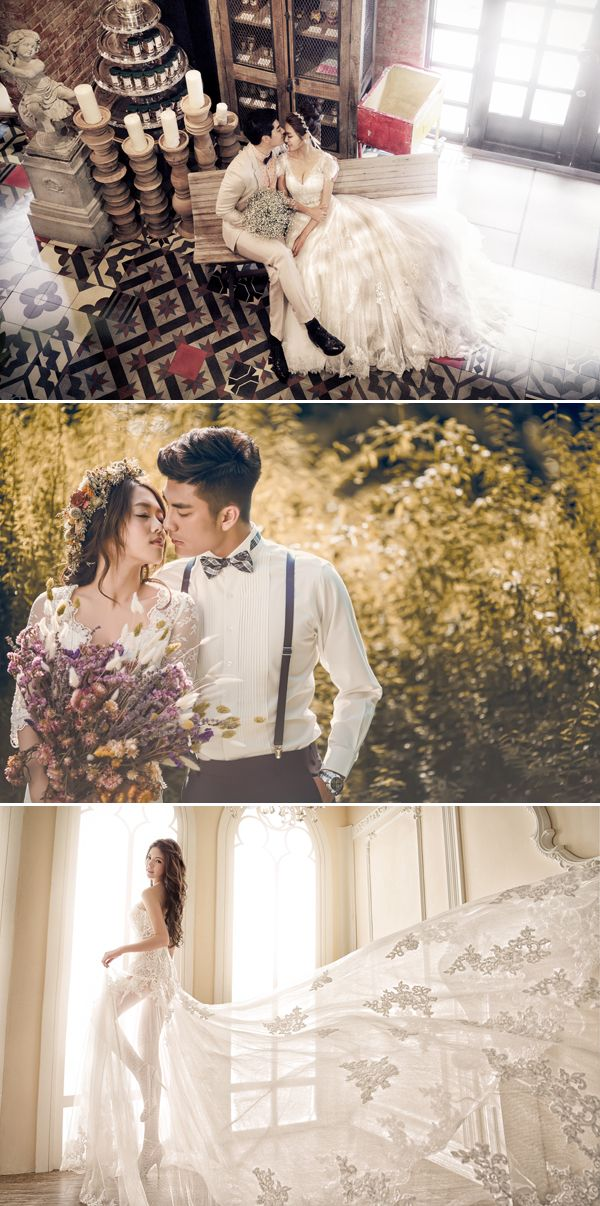 Wedding Gowns Pre-Wedding Photo Package Deal from Royal Wed ...