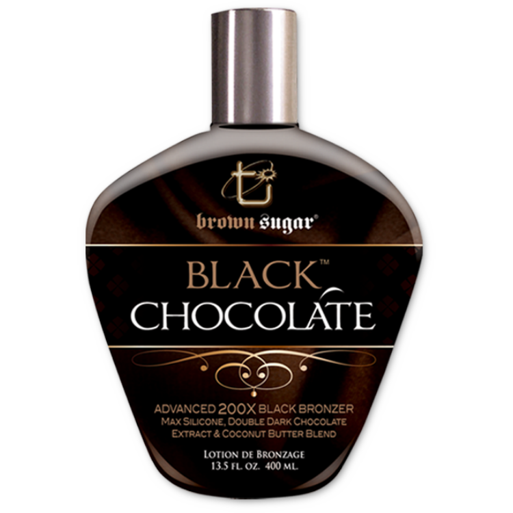 Black Chocolate Lotions Tanning Products Four