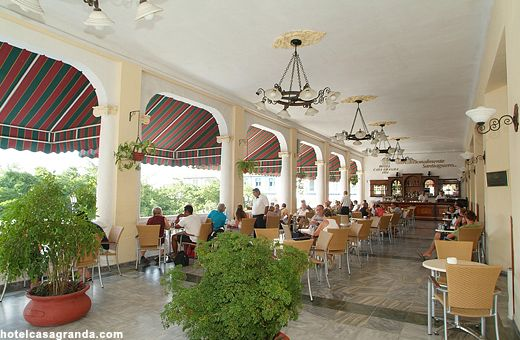 Casa Granda en Santiago de Cuba Cuban architecture