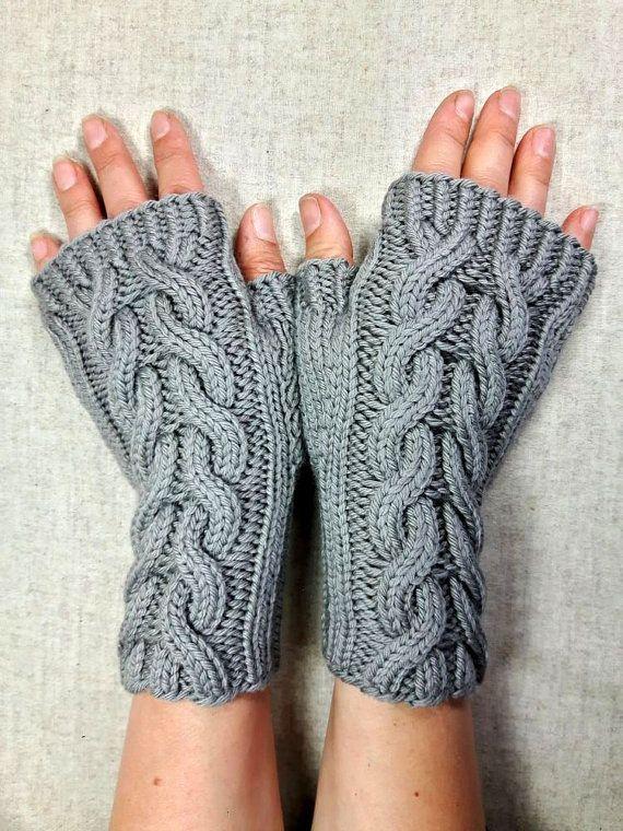 fingerless gloves rapunzel beige organic wool. Black Bedroom Furniture Sets. Home Design Ideas