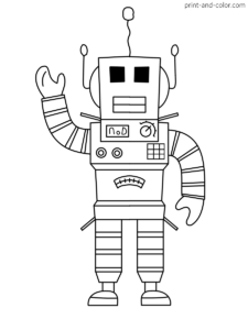 Roblox Coloring Pages Pdf Collection