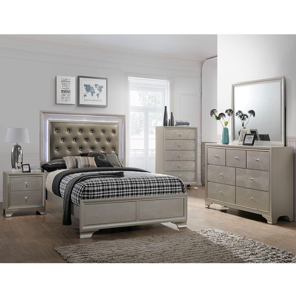 Lyssa Bedroom Set Bedroom Sets Queen Bedroom Panel Bedroom Set