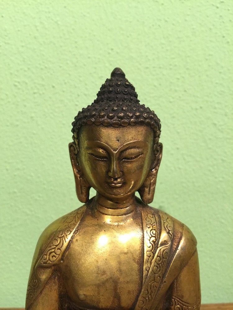 Asien Lifestyle medizin buddha aus bronze eine tolle geschenk idee asienlifestyle