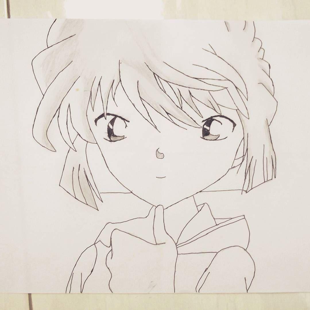 Ai Haibara From Detective Conan Animes Anime Animesketch