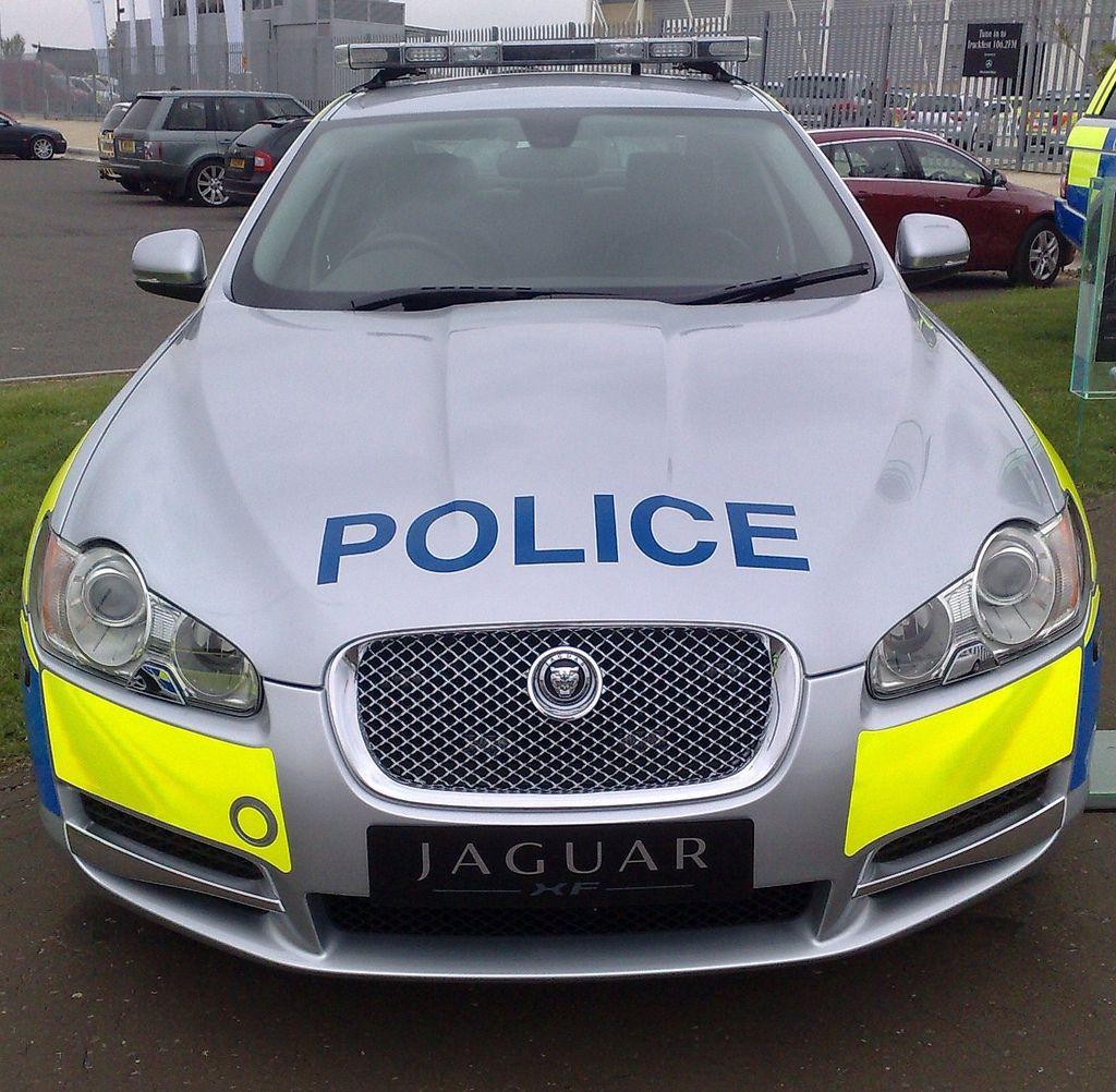 Jaguar Xf Police Car Police Cars British Police Cars Jaguar Xf