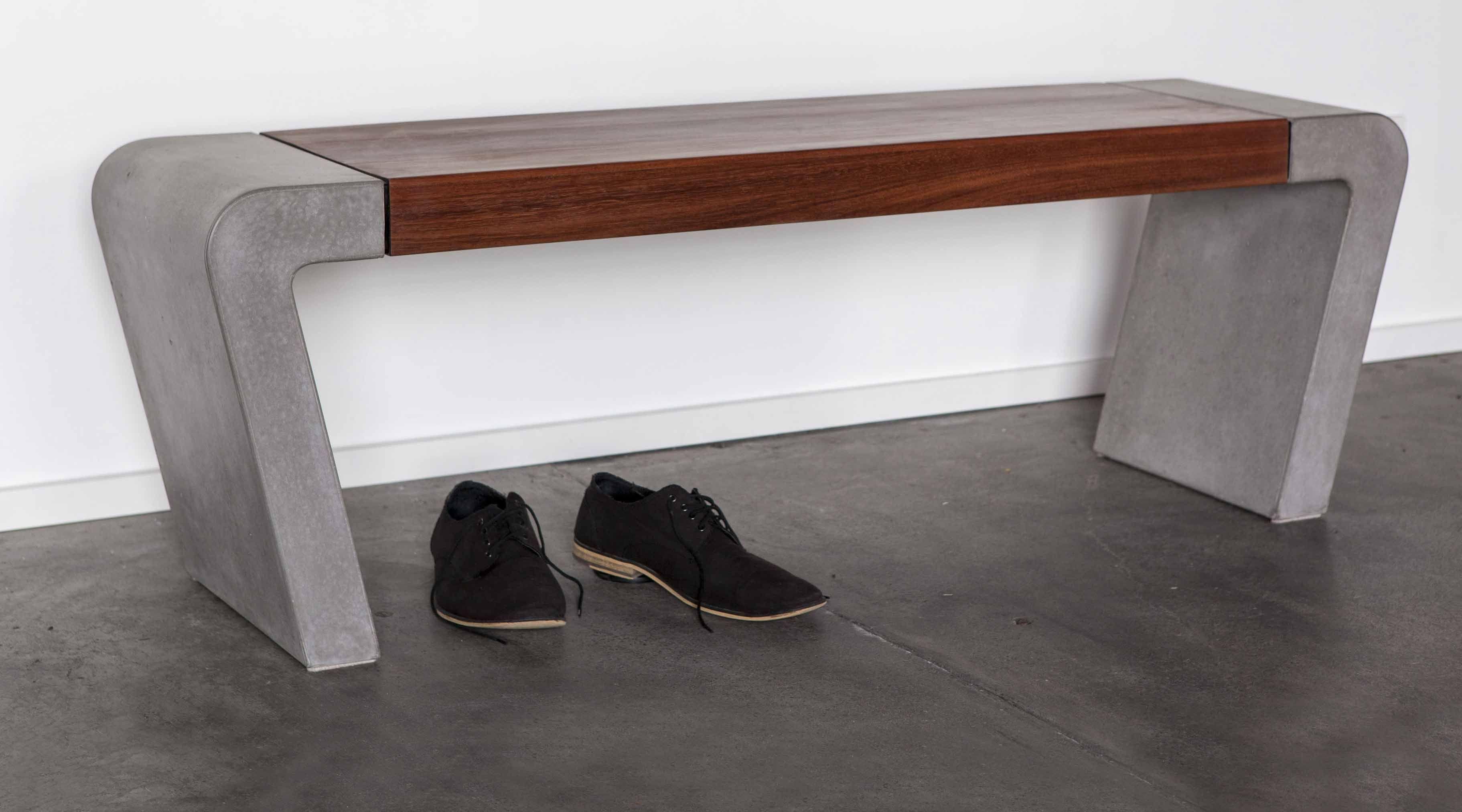 polished concrete furniture. Pop Concrete   Polished Benchtops Vanities Brisbane, Furniture, Street Furniture » Seating