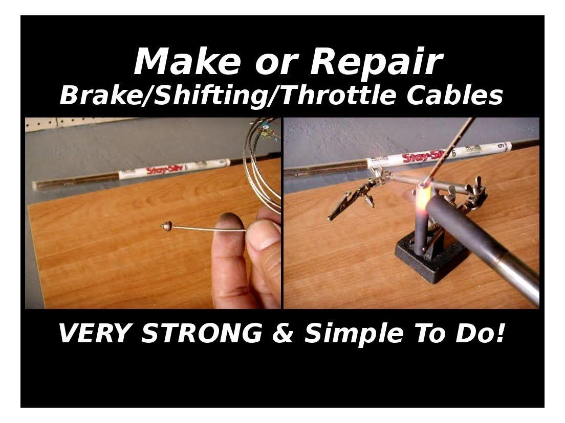 Youtube Repair Throttle Brake