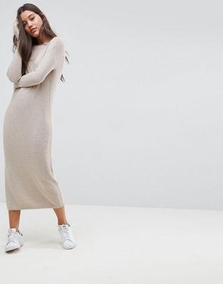 bc37f7155a9 Вязанное Платье · Точки · Discover Fashion Online