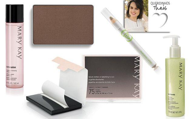 Nossos queridinhos: os melhores produtos da Mary Kay!