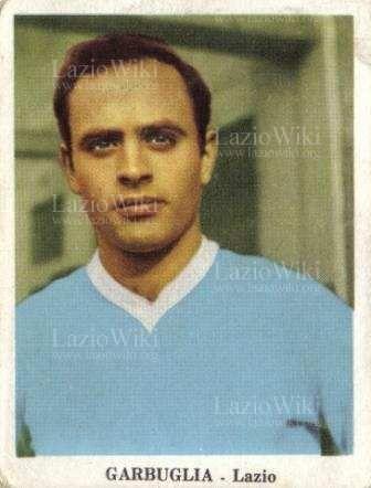 Gianfranco Garbuglia of Lazio in 1963.