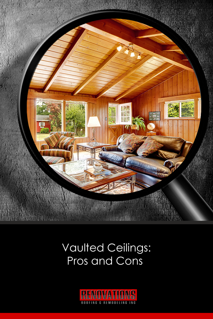 Vaulted Ceilings Pros And Cons Of Adding One To Your House Vaulted Ceiling Building An Addition Vaulting