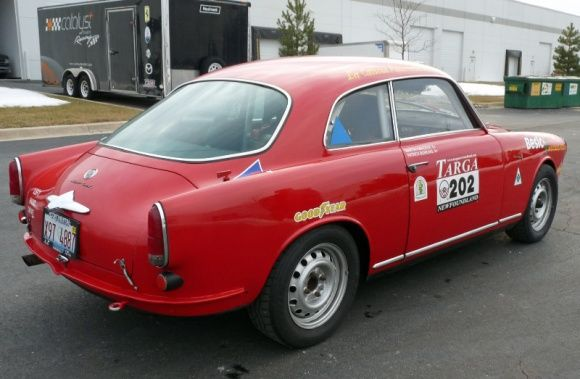 Alfa Romeo Giulietta Sprint Autos Pinterest Classic Cars - Alfa romeo giulietta 1960 for sale