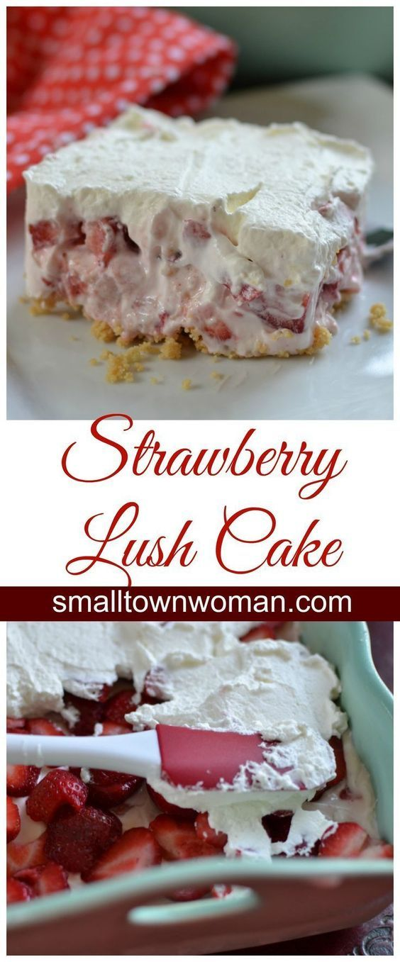 strawberry lush cake  recipe  lush cake strawberry