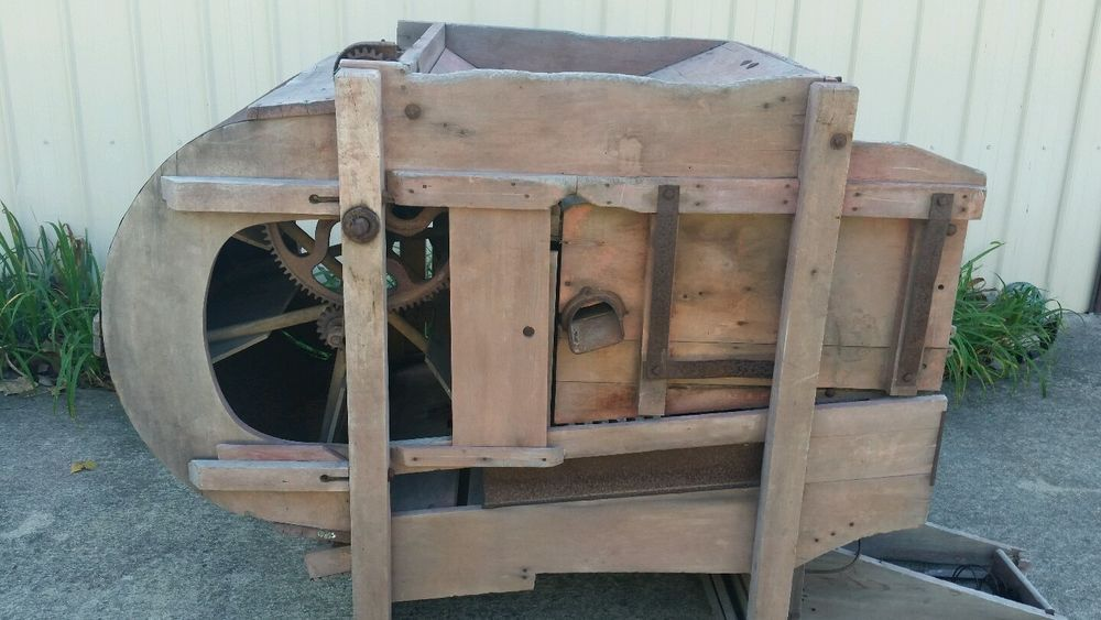 Antique Farm Agriculture Seed Cleaner