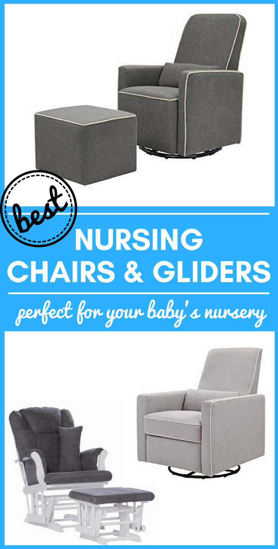 Best Nursing Chair Glider To Perfect Your Baby S Nursery Nursing