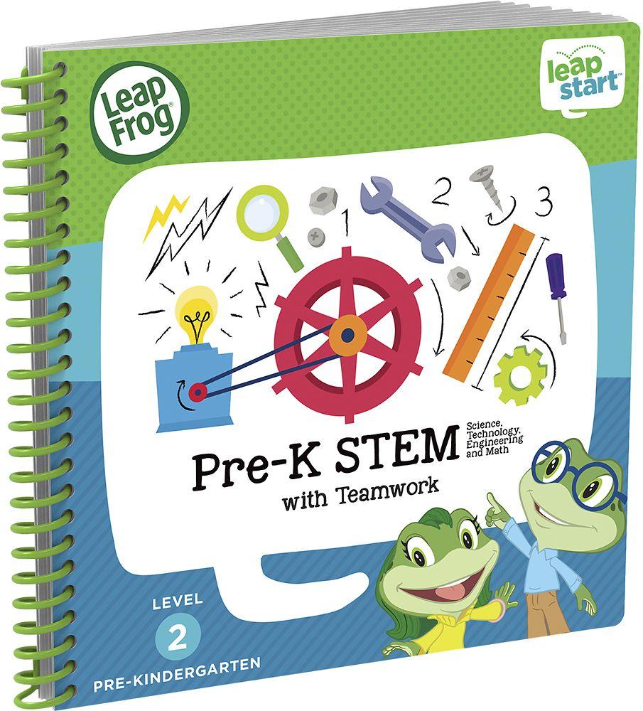 LeapFrog - LeapStart Pre-Kindergarten Activity Book: Science ...
