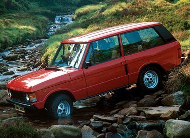 Range Rover 1980 Clic Dad Also Had One Of These