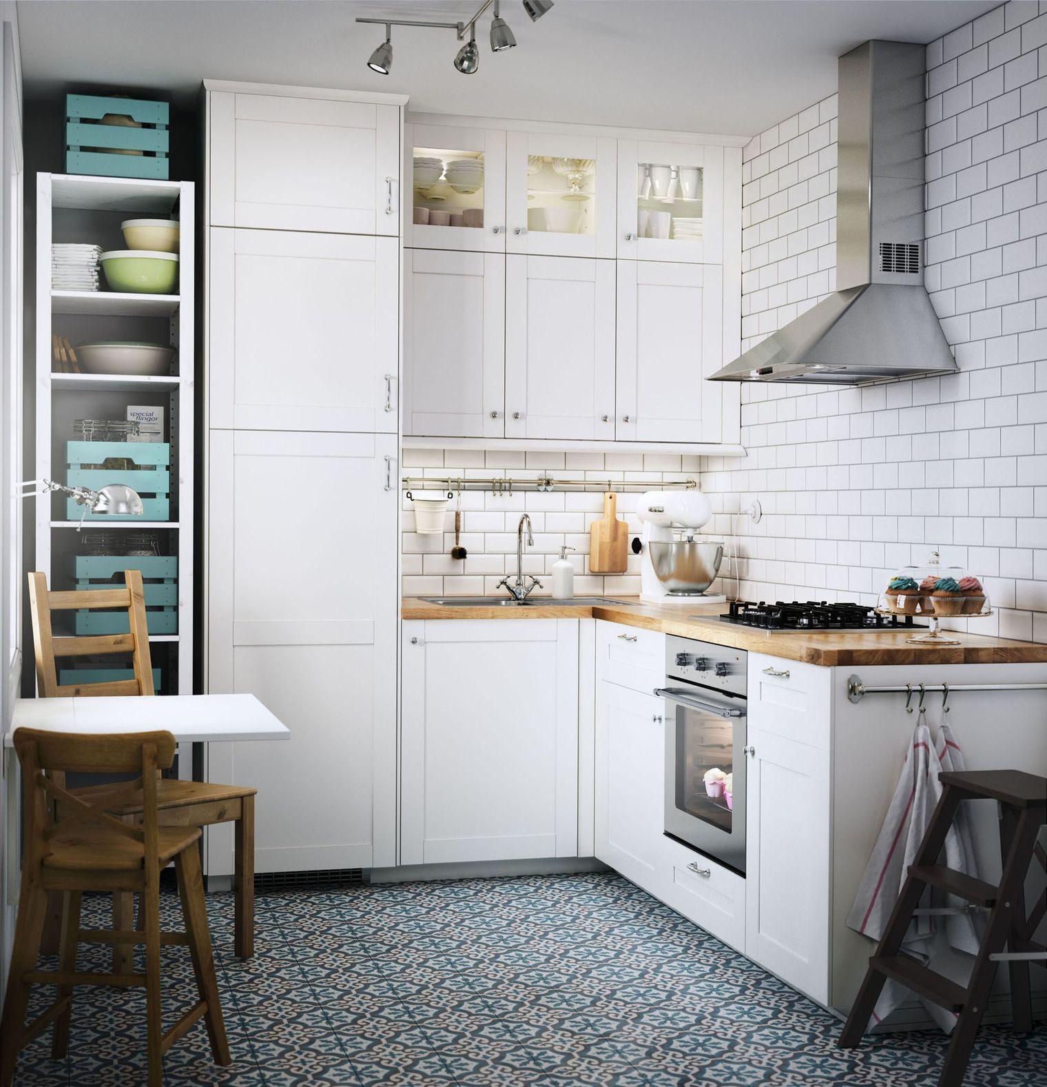 R sultat de recherche d 39 images pour cuisine ikea savedal r novation cuisine pinterest for Offre ikea cuisine