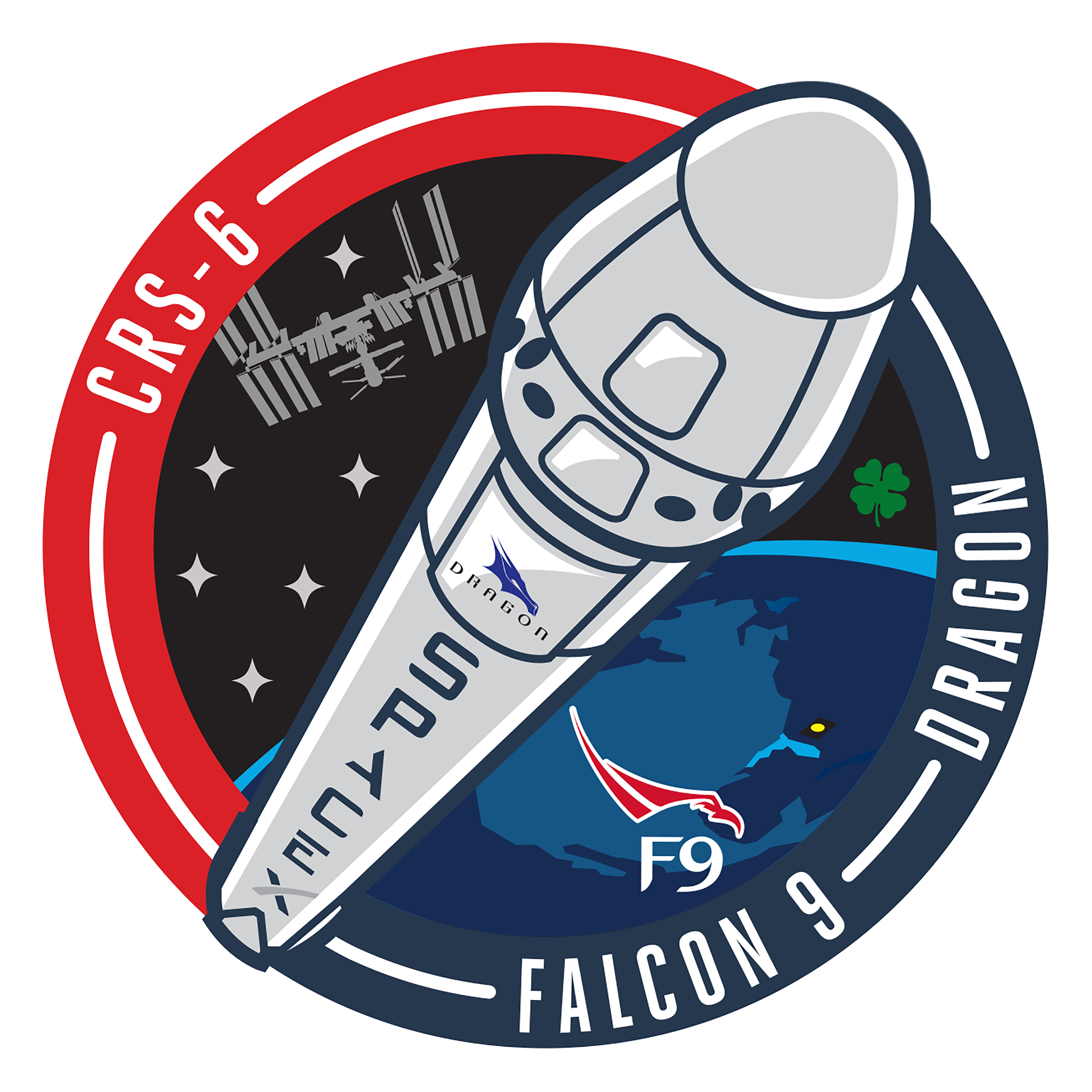 Umed Ghafurov Shop Redbubble Spacex Mission Spacex Nasa Patch