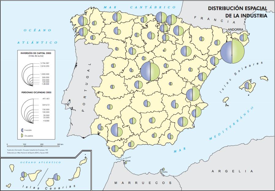 Pin En 19 Los Espacios Industriales En España