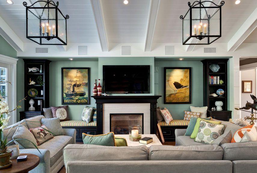 1 Dream Family Room 20 Real Ideas