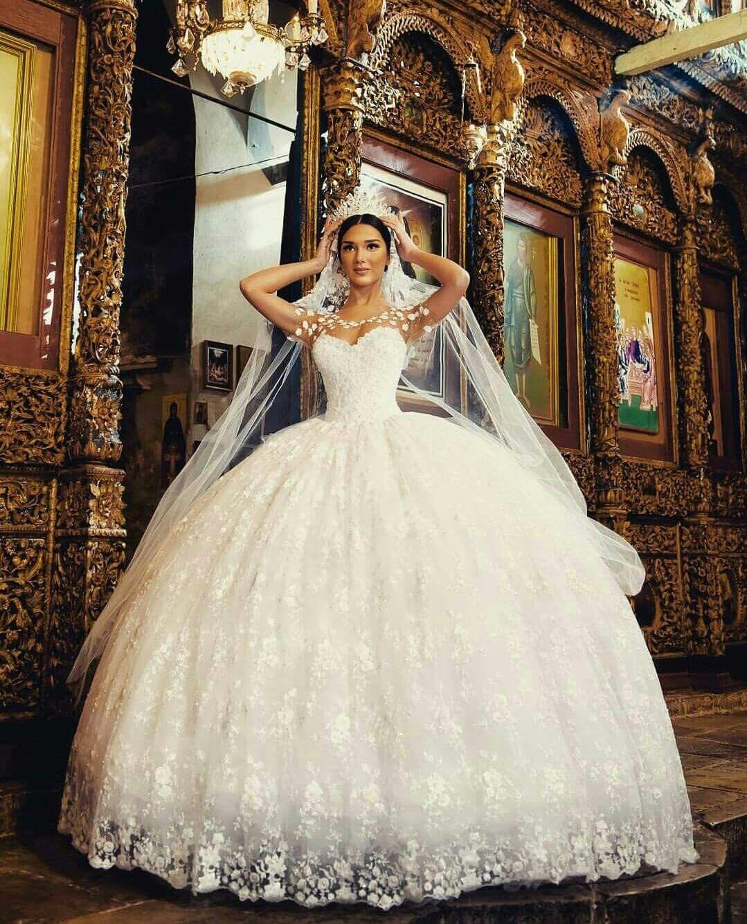 Pin von J&J auf Wedding Dresses | Pinterest