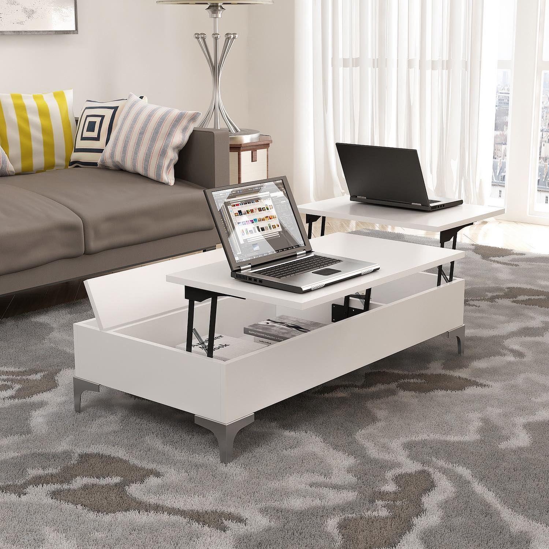 Tavolino Che Diventa Tavolo Ikea tavolo da salotto alzabile