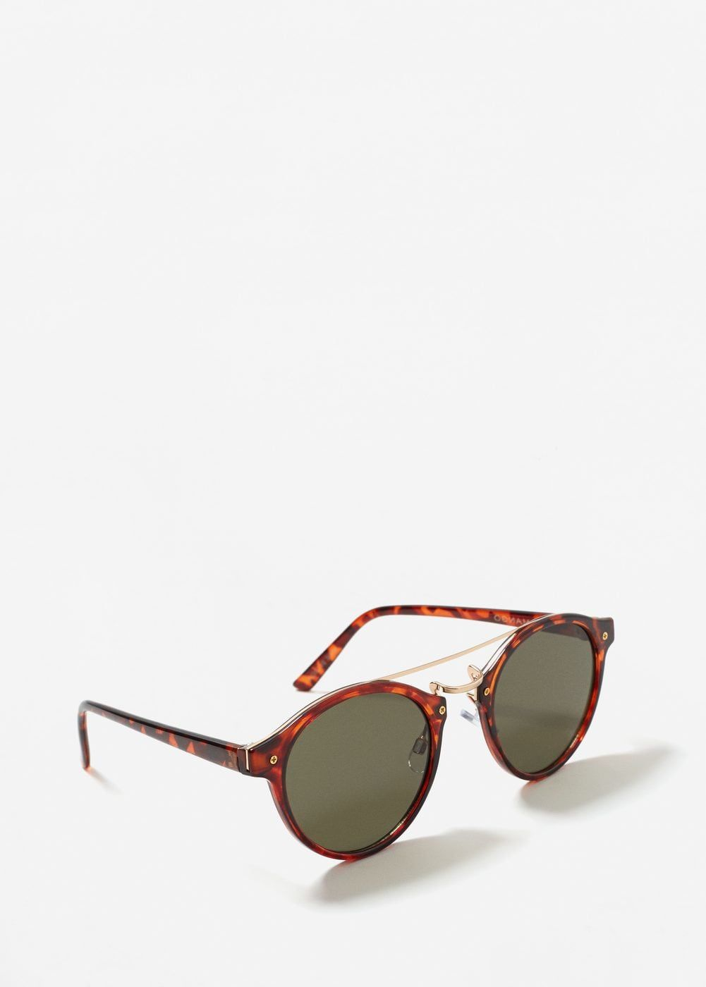 14376387ae29 Tortoiseshell retro sunglasses - Women | accessories | Occhiali da ...